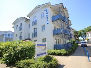 Ferienwohnung in der Villa Buskam (WE23, Typ A)