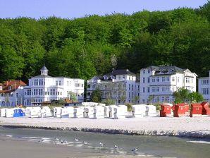 Ferienwohnung in der Villa Strandeck (02, Typ B)