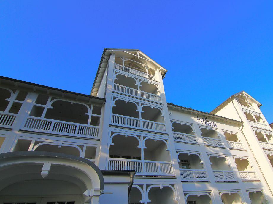 Ferienwohnung im aparthotel ostsee we15 typ f r gen for Appart hotel 45