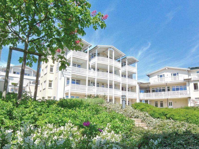 Ferienwohnung in den Meeresblick Residenzen (WE54, Typ B) deluxe