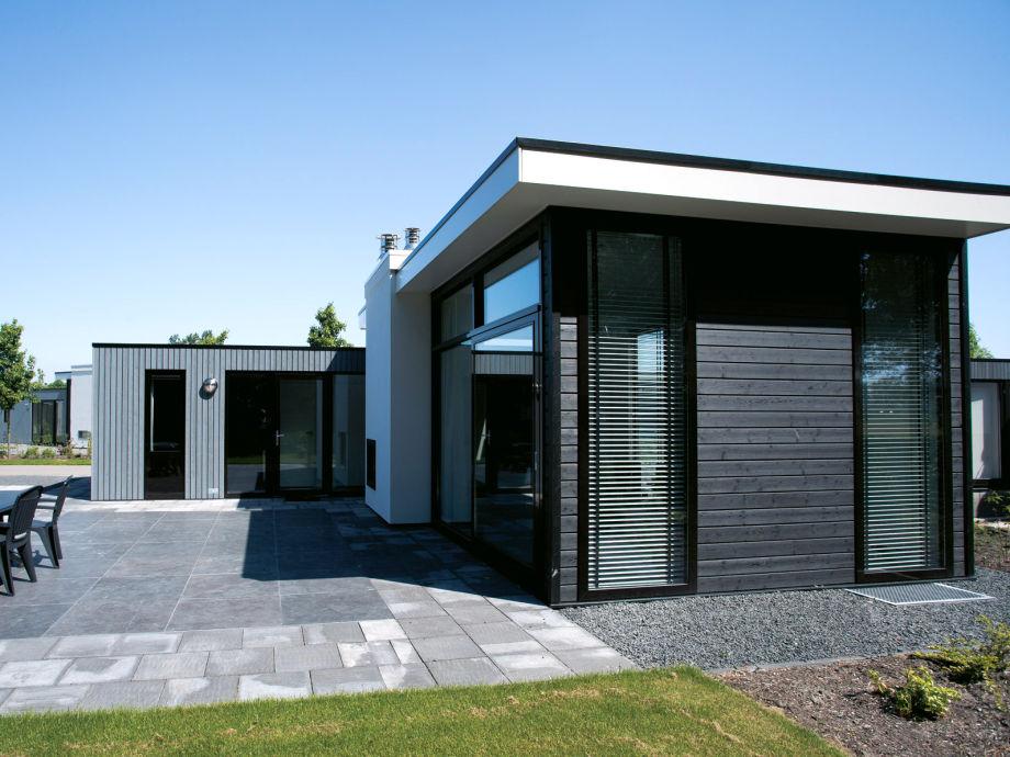 Ferienhaus Cub 6 mit Terrasse