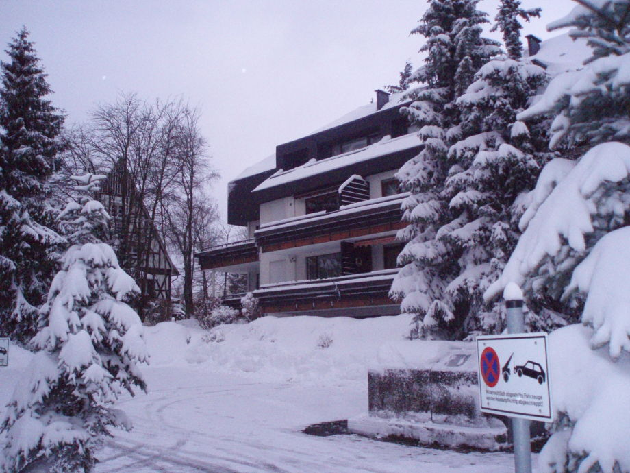Außenaufnahme Ferienwohnungen Am Waltenberg