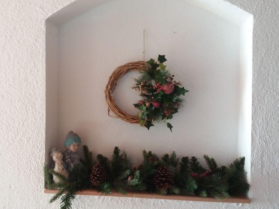 Ferienwohnung zuppinger mayrhofen zillertal firma for Weihnachtliche dekoration