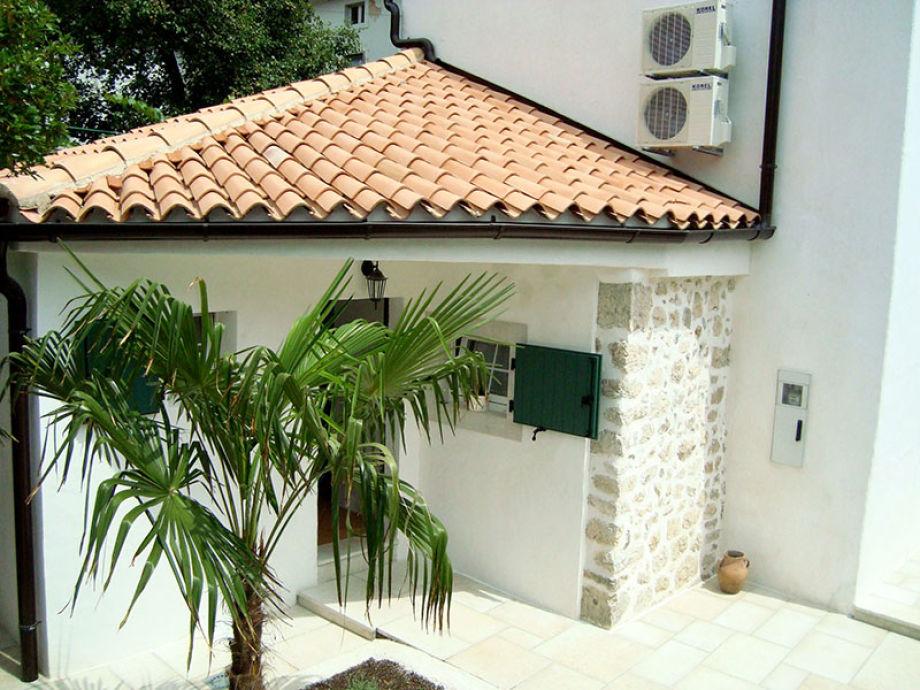 Haus außerhalb