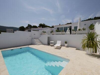 Modernes Ferienhaus in der Cala Vadella 239