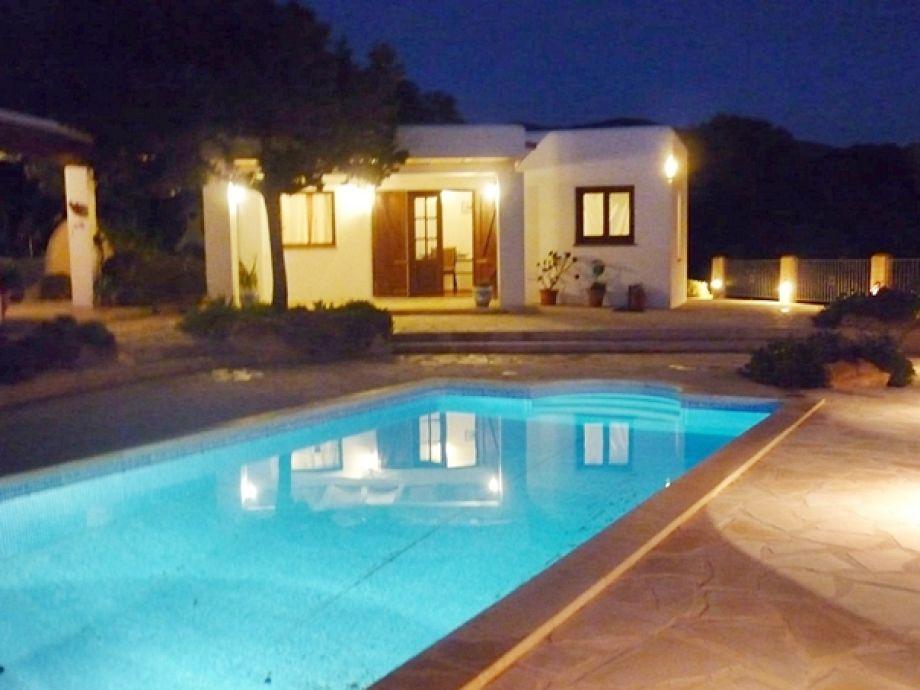 Abendstimmung auf Ibiza