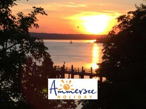 Holiday apartment AMMERSEE.HOLIDAY