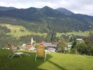 Ferienwohnung im Haus Almenrausch Top B