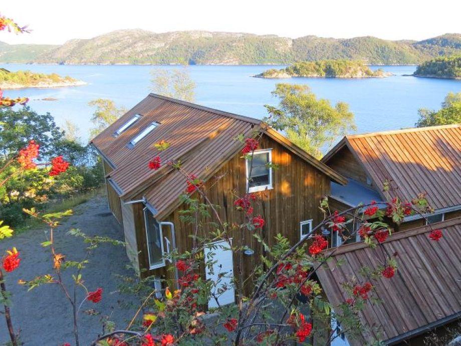 Grönsfjorden Ferienhaus Torill