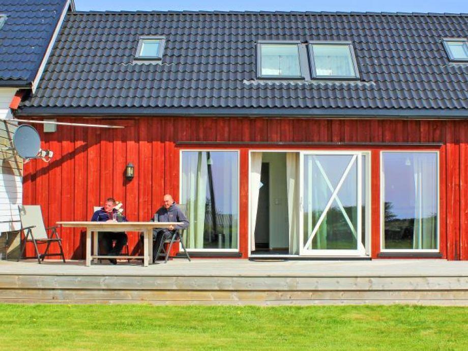 Ferienhaus Vagsun1 in Borhaug, inklusive Top 26 Fuß Lofotenkutter,  neue Dieselmaschine