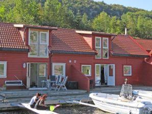 Ferienhaus Ramsland Brygge 8 A