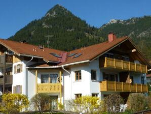 Ferienwohnung Haus Hörnerblick