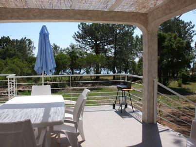 Freistehende Villa am Meer Solenzara