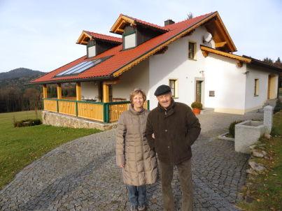 Ihr Gastgeber Inge und Hans Pfeifer