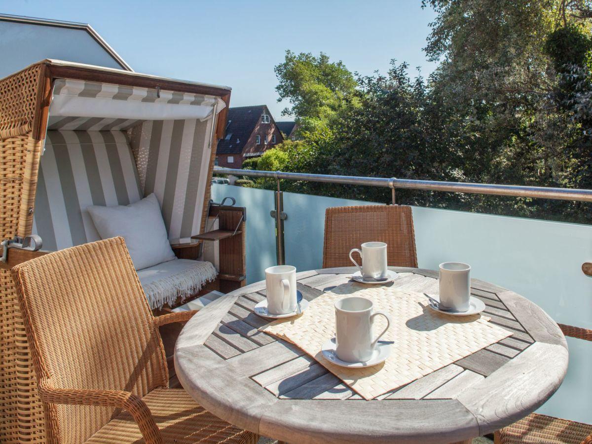 San Marco Gartenmöbel ferienwohnung cap san marco, sylt - firma appartementvermittlung