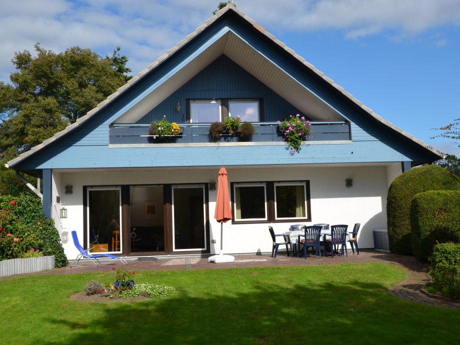 Ferienhaus Friesenblau EG Nordsee Dangast Firma