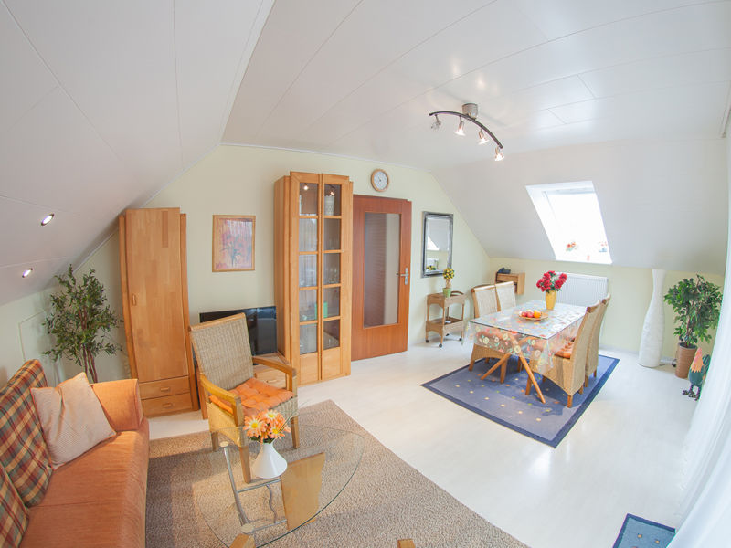 Holiday apartment Friesenblau Upper Floor