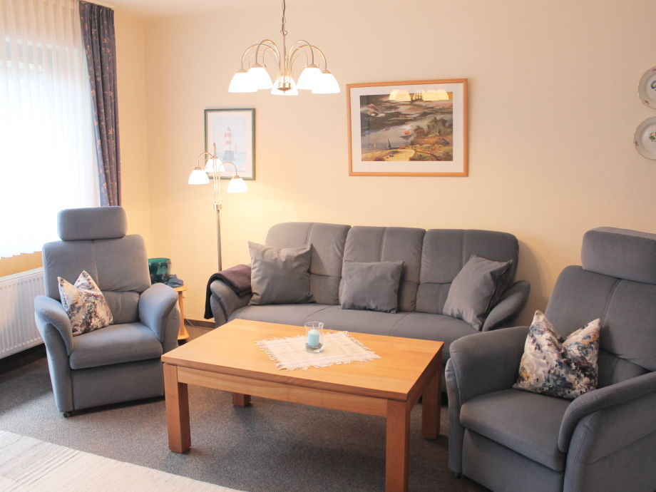 Living area - cosy Frisian-style