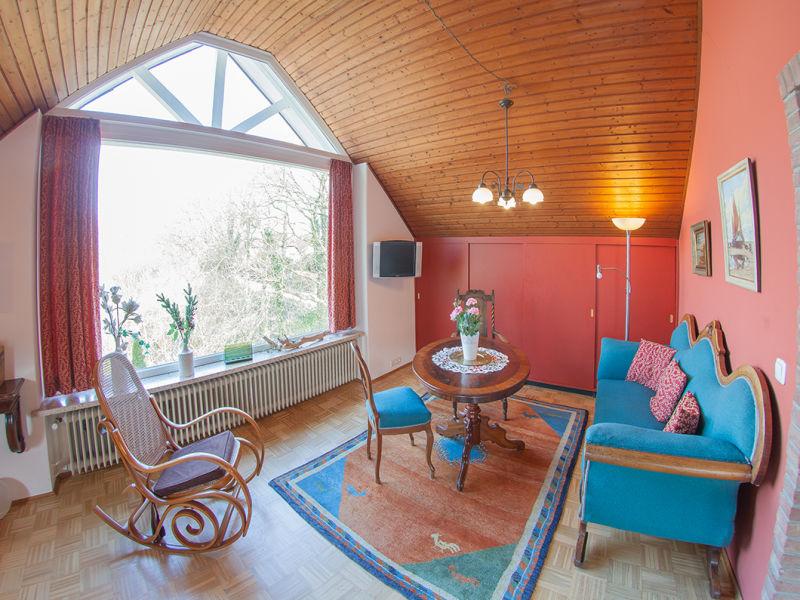Holiday apartment Frische Brise upper floor