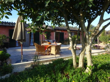 Holiday house Can Flores Lizenznr. ETV 6893