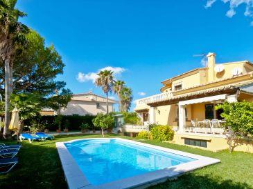 Ferienwohnungen ferienh user in mallorca norden mieten for Garten pool erfahrungen