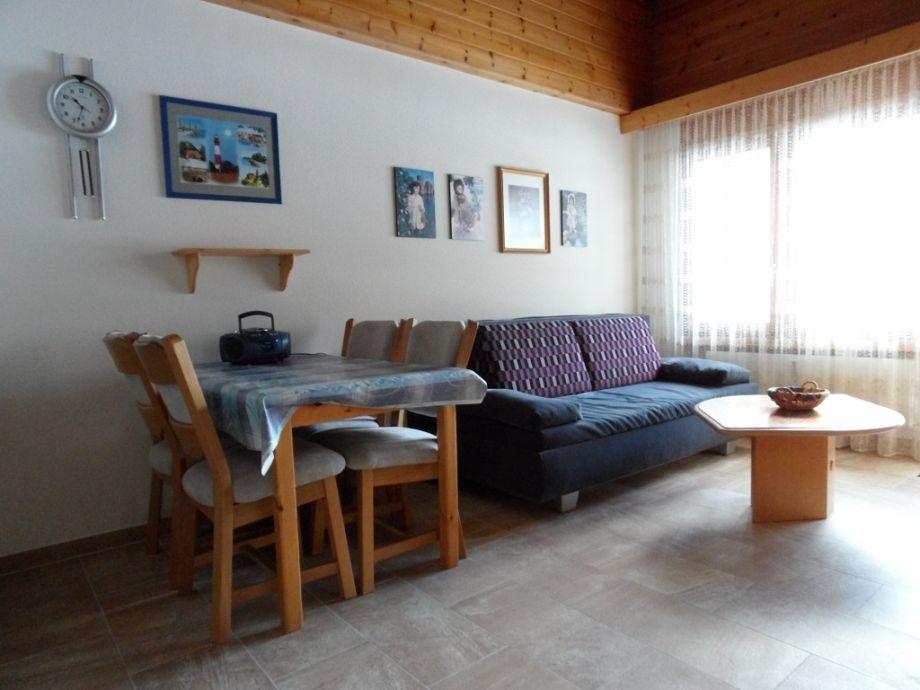 Ausstattung Täsch 242 bei Zermatt