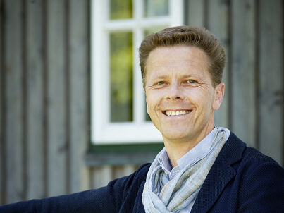 Ihr Gastgeber Markus Freienstein