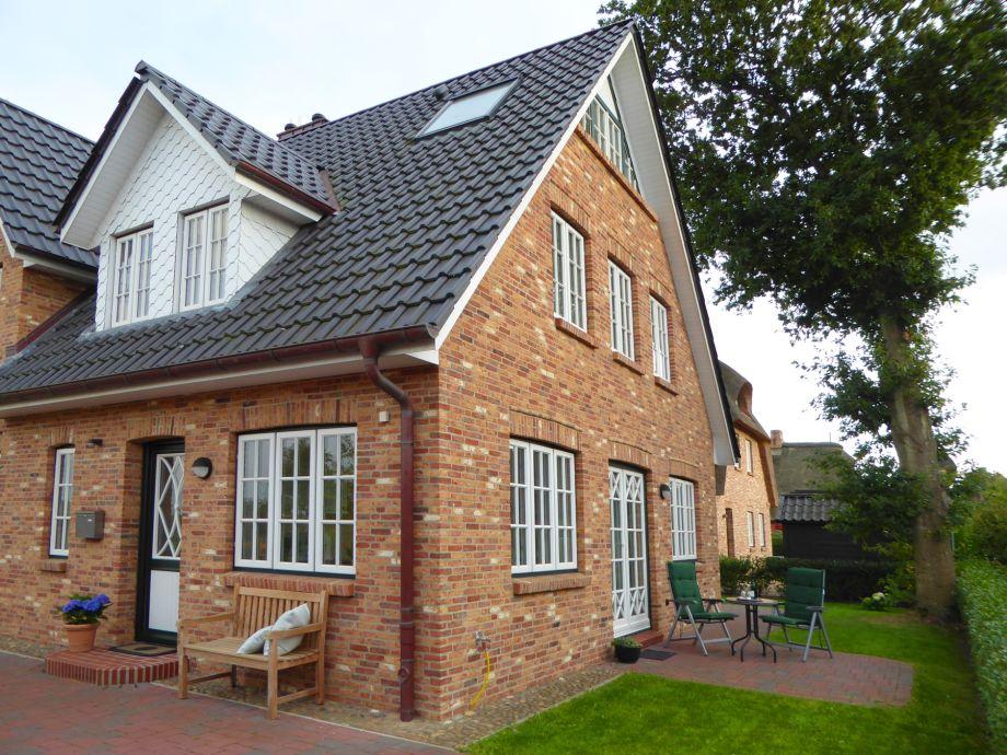 Haus Landleben - schöne Doppelhaushälfte