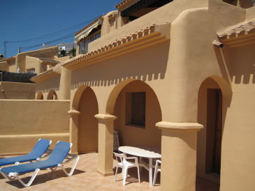 Holiday house Sol Moraira