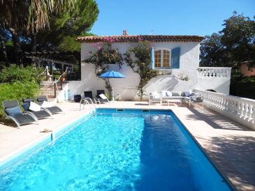 Villa L'Oiseau Bleu - Sainte Maxime