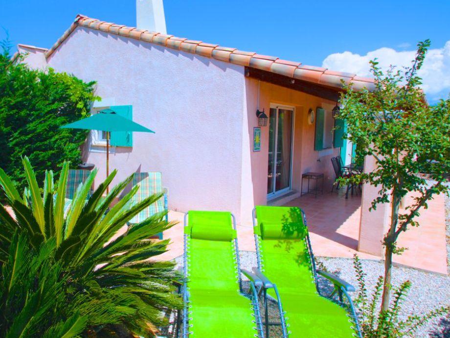 Das Ferienhaus mit Garten & Terrasse