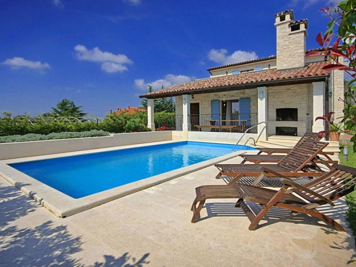 Ferienhaus anka tinjan firma istria home d o o herr - Formentera ferienhaus mit pool ...