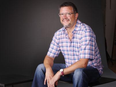 Ihr Gastgeber Andreas Boesebeck