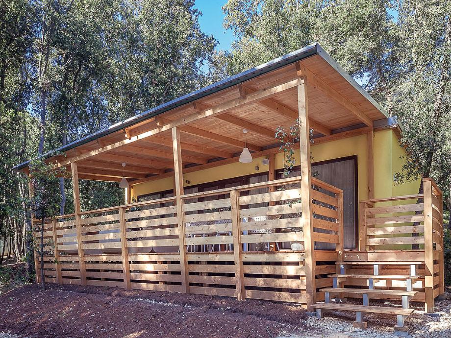 Ferienhaus Mobilheim Mon Perin, Villa Prestige
