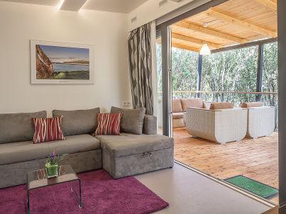 Mobilheim Mon Perin, Villa Exclusive