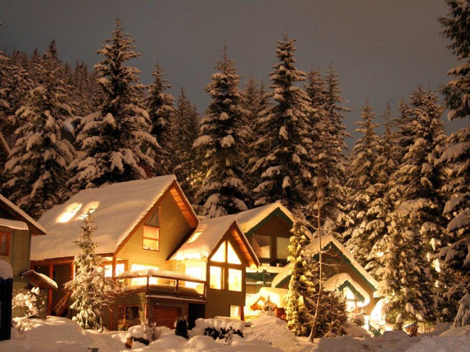 Winteridylle im Sauerland