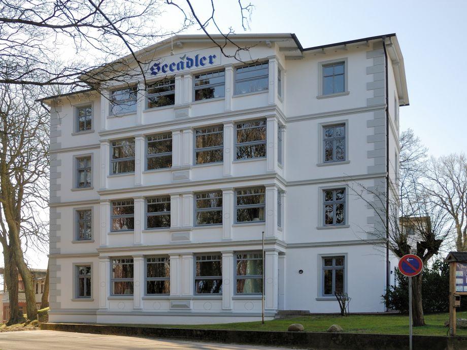 Villa Seeadler zum Waldrand