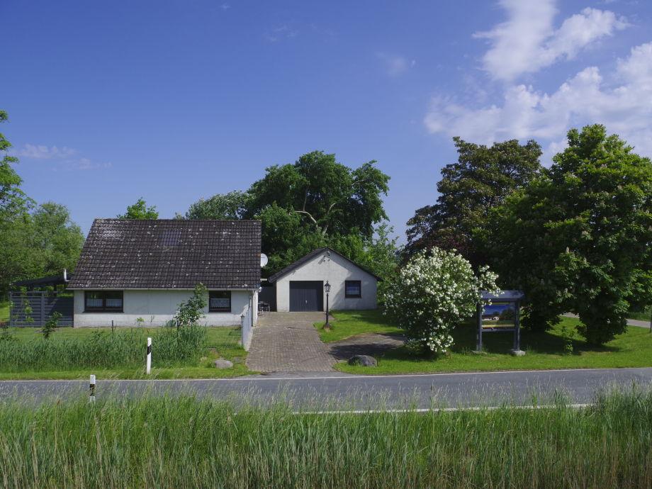 Ferienhaus Mitteldeich Frühling 2017