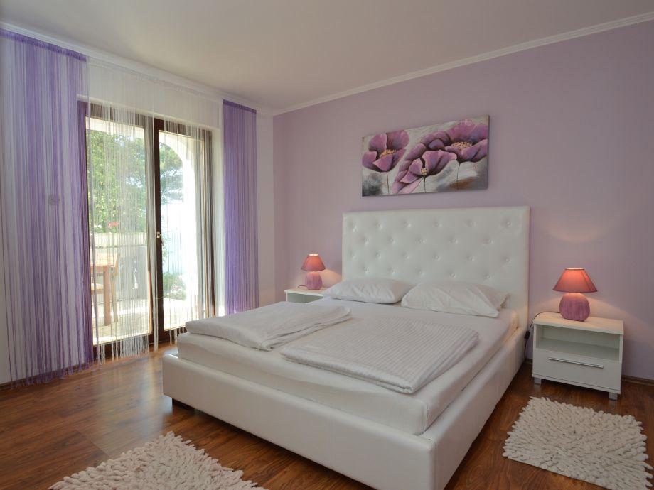 Ferienwohnung Vita 1 -  Schlafzimmer