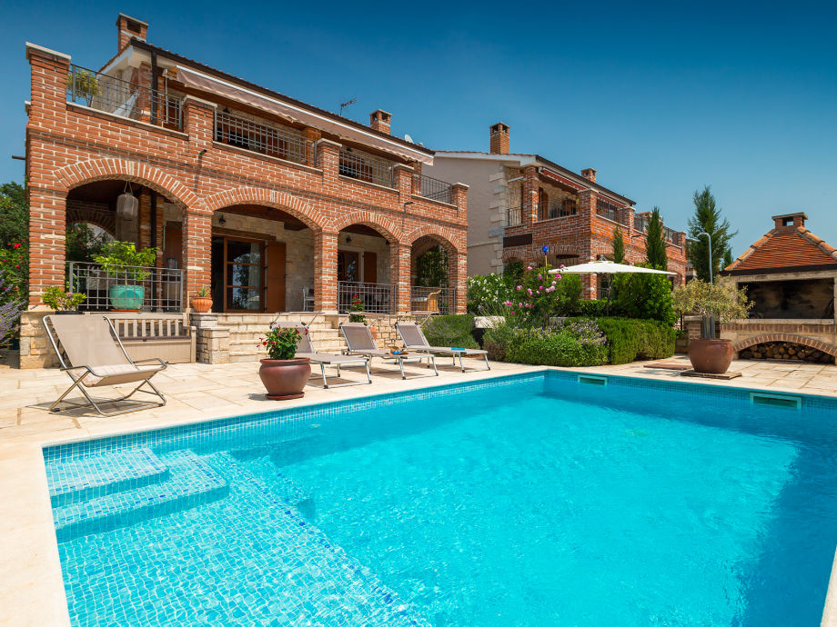 Außenaufnahme Villa Arta