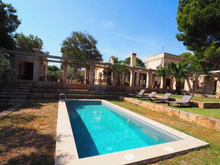 Finca Casa Alfredo mit Pool