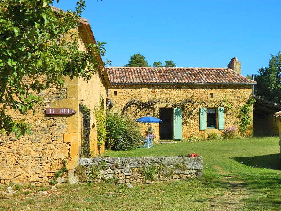 Außenaufnahme Le Roc de Mansac - 2448