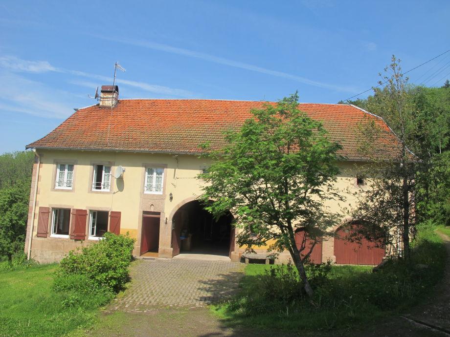 Bauernhof Mandray - 8816