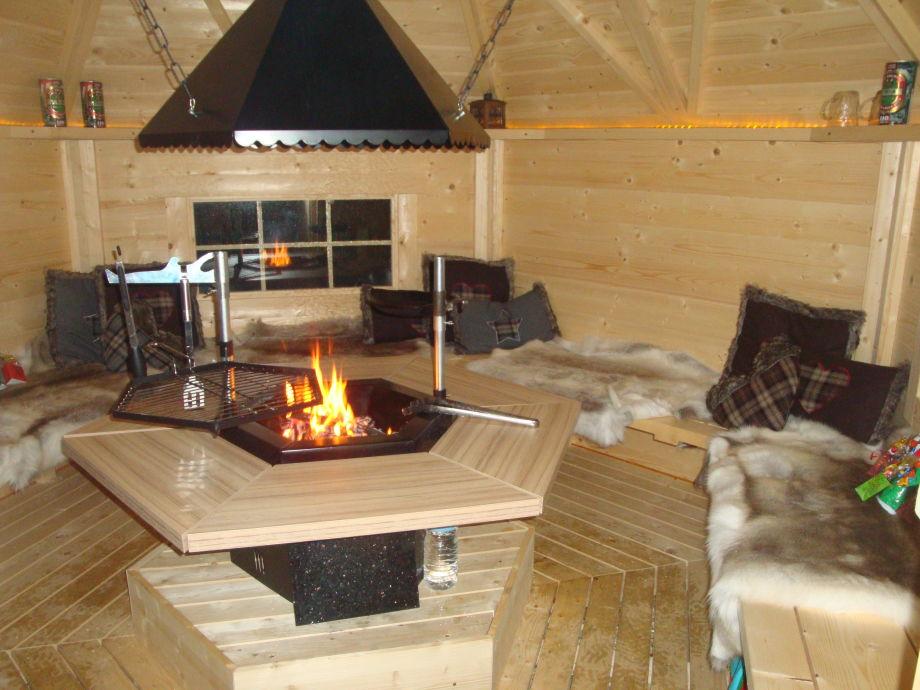 Grillhütte für max. 12 Personen