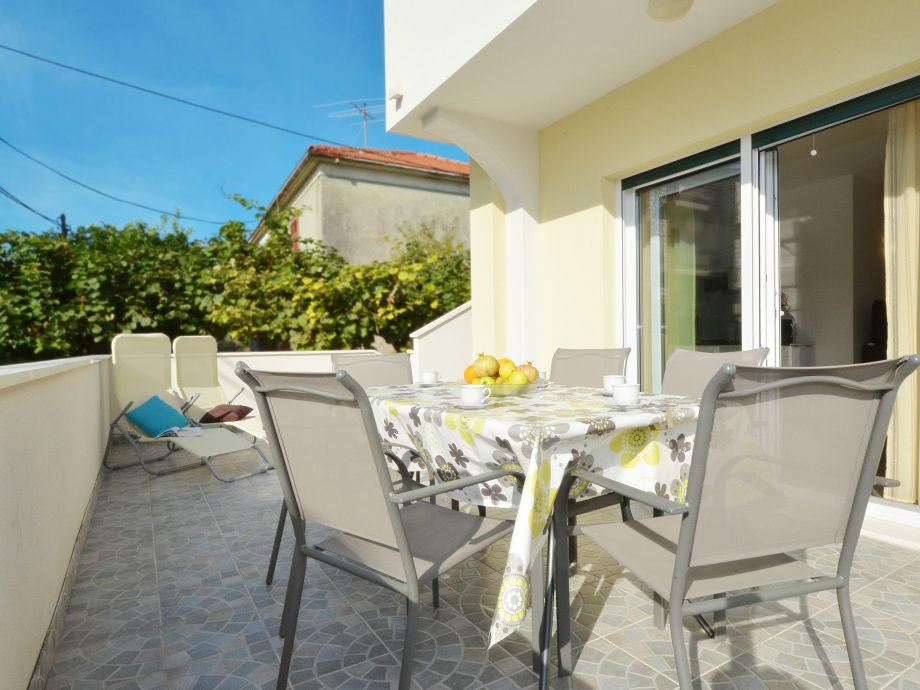Private terrace 22m2
