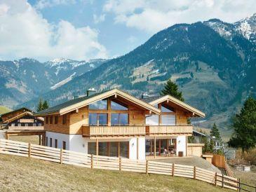 Holiday apartment in Berg Chalet Breitenberg