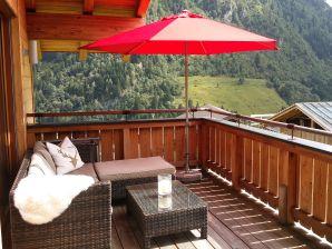 Ferienwohnung im Berg Chalet Breitenberg
