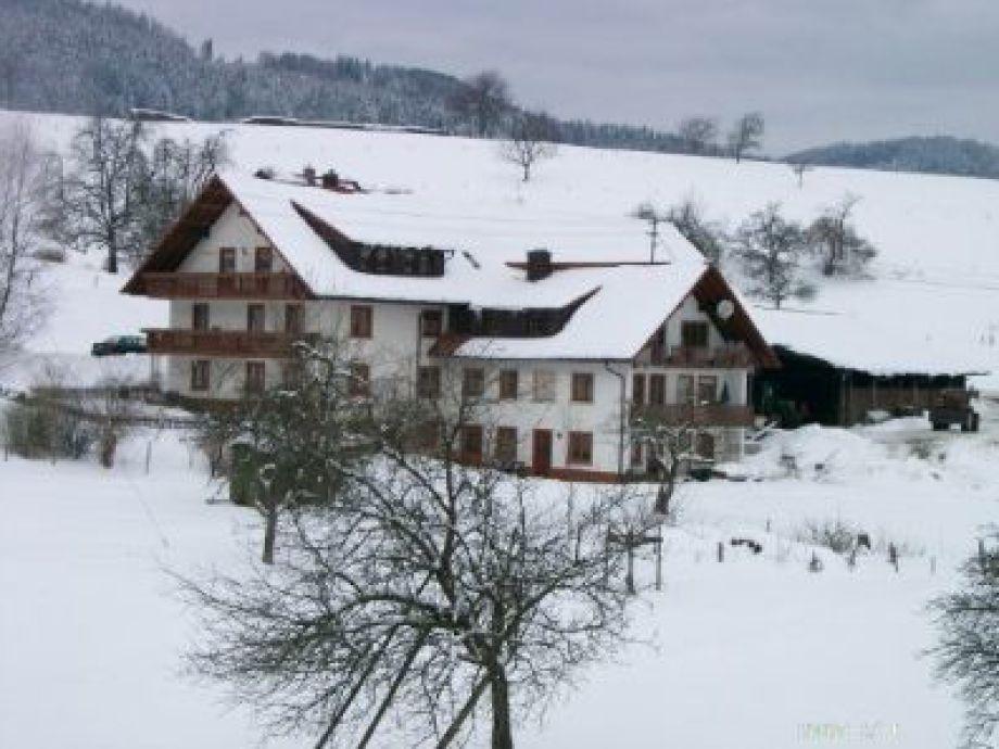 Außenaufnahme I Haus Dreher Bio- Bauernhof