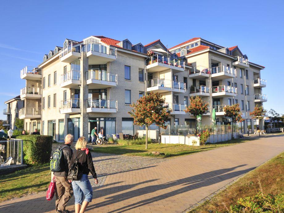 Promenade an der Strandburg