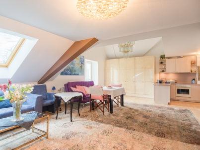 Zauberpark Suite in der Villa Warchalowsky